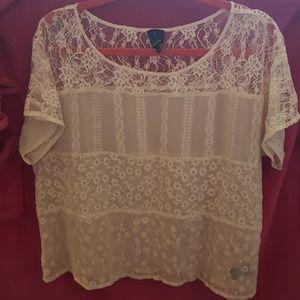 NWOT - 100% silk blouse  - Ella Moss